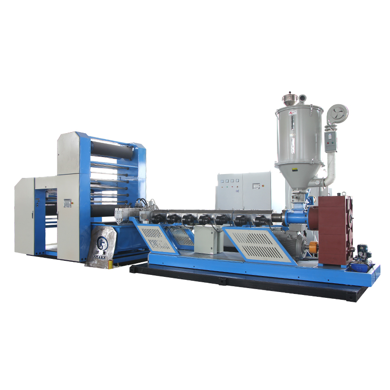 SJPL Series High Speed Tape Yarn Extruder