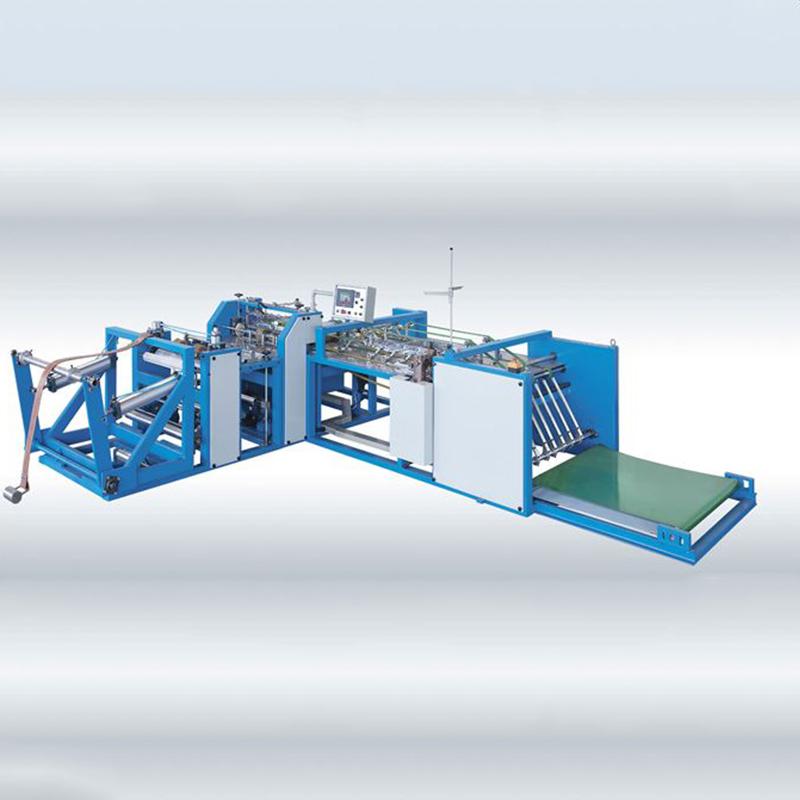 PP Saco de corte automático máquina de costura completa