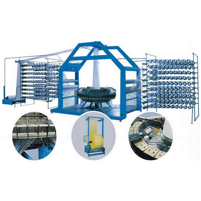 High Speed ​​Six Shuttle Circular Loom