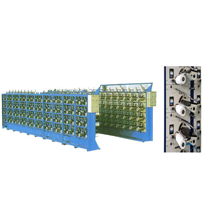 Machine Tension d'enroulement filamentaire magnétique